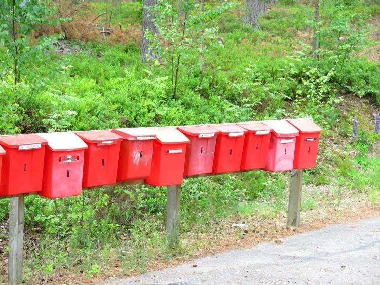 Briefkästen: Kontaktdaten Sabine Schlimm