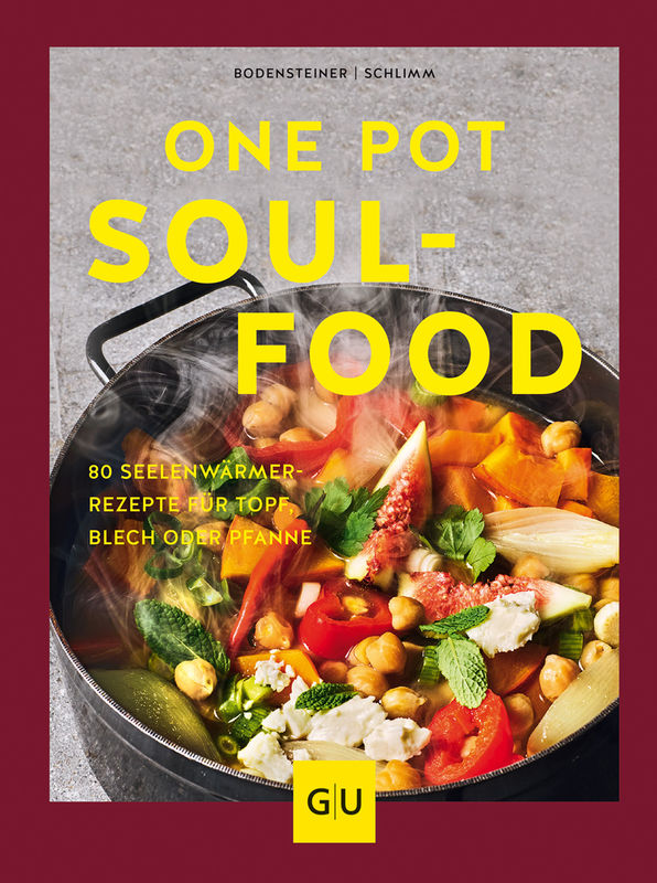 Cover Kochbuch One Pot Soulfood