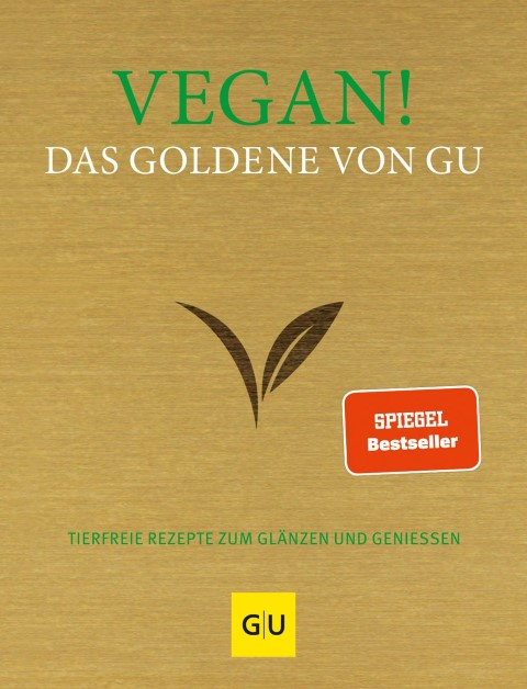 """Buchcover von """"Vegan! Das Goldene von GU"""""""
